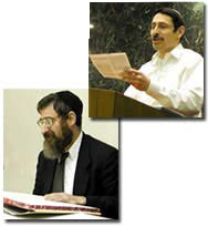 Our magidei shiurim